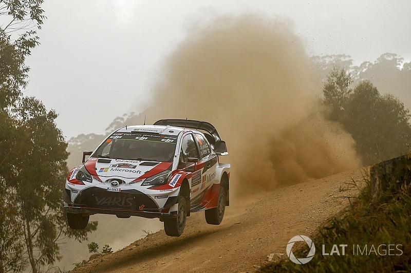 Latvala determined to see off Tanak Toyota threat