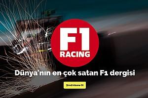 GENEL Son dakika F1 Racing'de bu ayın
