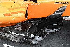 Formula 1 Special feature Chinese GP: Latest tech updates, direct from the garages