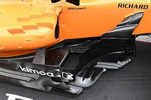 Формула 1 Избранное Гран При Китая: шпионские фото технических новинок