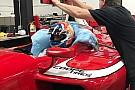 Van Kalmthout maakt testdebuut in Indy Lights