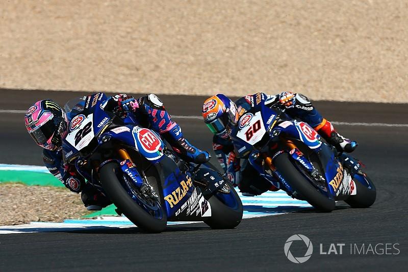 """Yamaha wil in 2018 met Van der Mark winnen: """"Geen excuses meer"""""""
