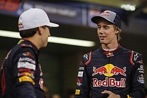 Formule 1 Actualités Toro Rosso : Gasly et Hartley sont arrivés