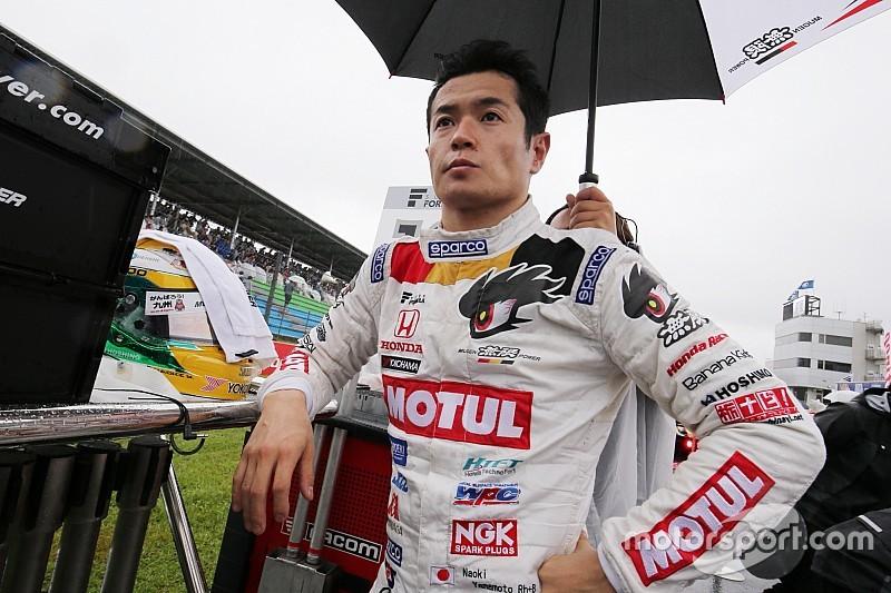 山本尚貴、今季初ノーポイント「鈴鹿ではシンプルに優勝だけを目指す」