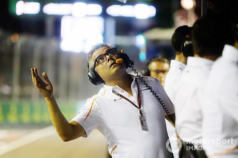 McLaren cree que la normativa de la F1 2019 les favorecerá