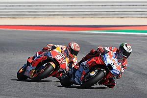 Marquez: Akan menarik melihat Lorenzo geber Honda