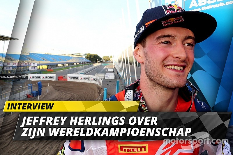 Video: Wereldkampioen Herlings: