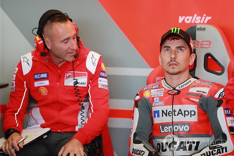 """Aurín, ingeniero de pista de Lorenzo en Honda: """"Hay pocos retos tan bonitos"""""""