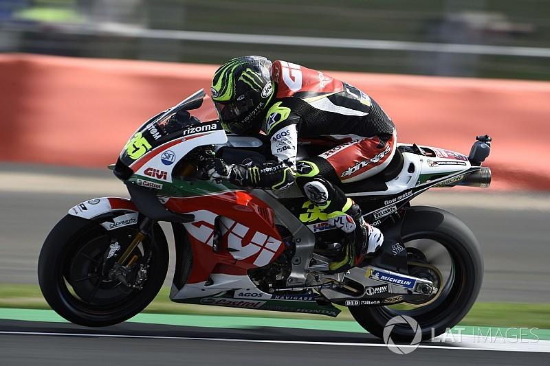 Crutchlow: Novo acordo com Honda é meu último na MotoGP