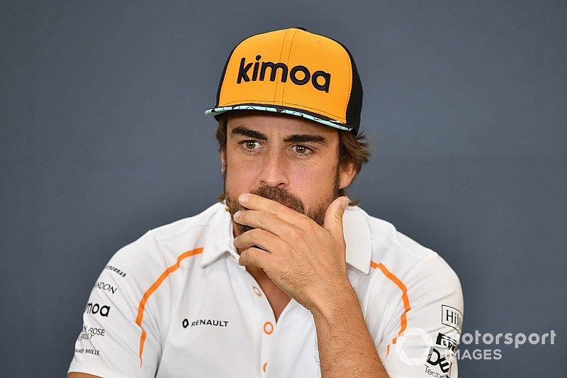 Alonso treating Formula 1 exit as a