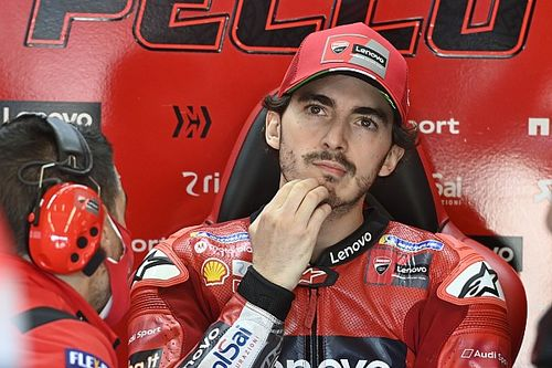 """Bagnaia: """"Marquez potrebbe rientrare in lotta per il titolo"""""""