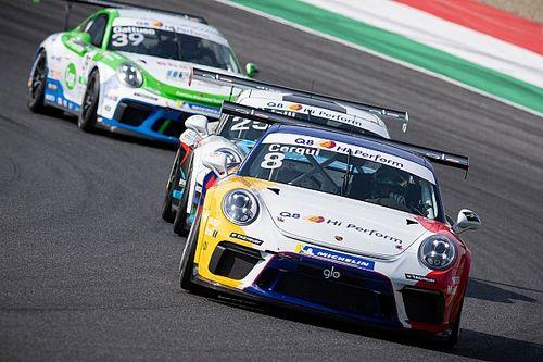 """La Carrera Cup Italia """"dice 33"""" a Imola nel round da dentro o fuori"""