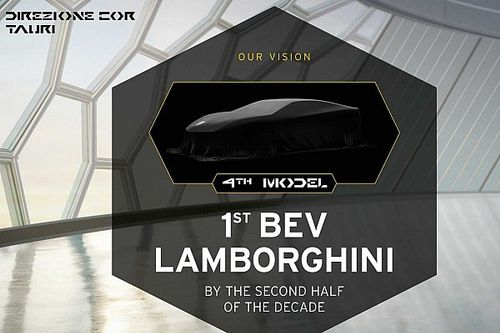 Lamborghini to hybridize all models by 2024, EV due after 2025