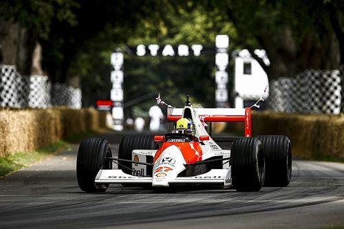 En images - Norris et Ricciardo ont régalé à Goodwood