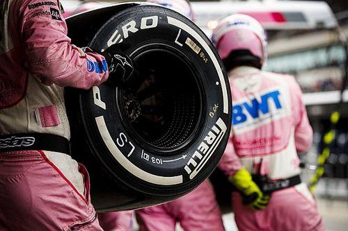 Pirelli, 2021 sezonu için yeni lastikler hazırlıyor!