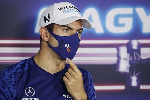 Latifi, Williams'ın 2022 pilot kararını yakında verilmesini beklemiyor