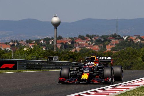 Verstappen avisa a Mercedes en la FP1 del GP de Hungría
