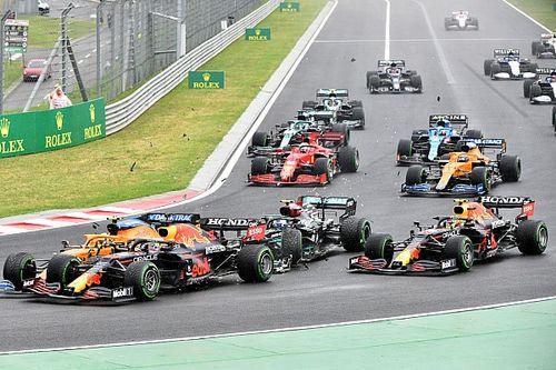 Verstappen Sebut Banyak Momen Aneh di GP Hungaria