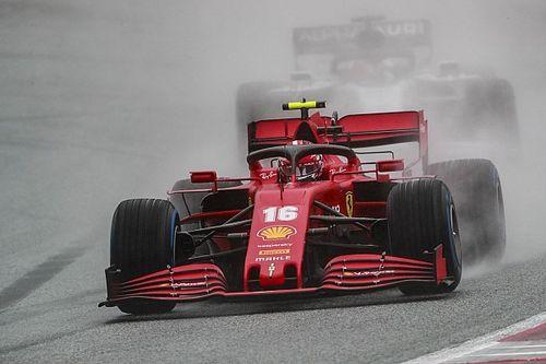 Leclerc recebe punição de três posições de grid para GP da Estíria