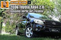 2006 Toyota RAV4 2.0   Ne Var Ne Yok?