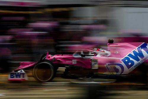 Pérez tras calificación: Esperábamos ese ritmo de McLaren