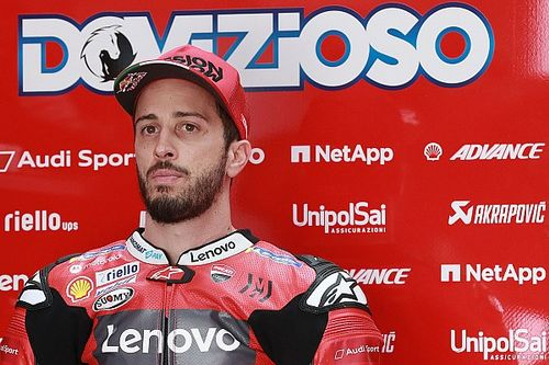 Довициозо разрешили стартовать в первой гонке MotoGP несмотря на травму