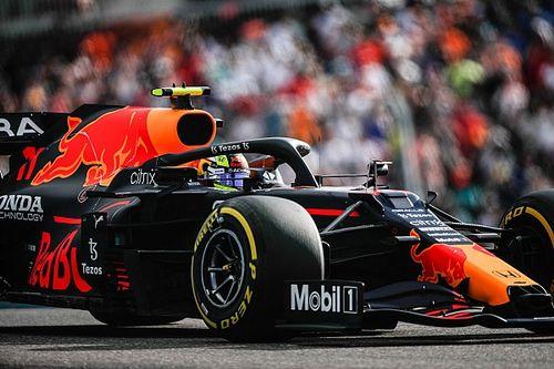 Una nueva configuración de Red Bull impulsa a Pérez