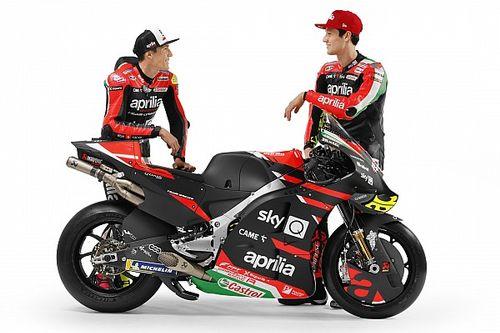 MotoGP 2021 Jadi Tahun Terpenting Aprilia