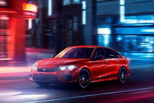 2021 Honda Civic Sedan sadeleşen tasarımıyla tanıtıldı
