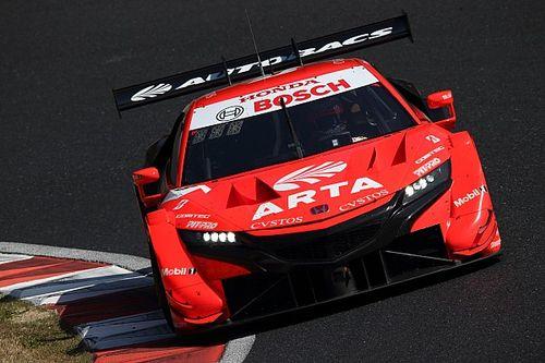 Autopolis SUPER GT: ARTA ends Honda's win drought