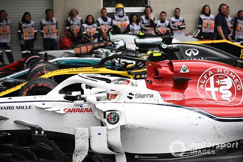 Parc fermé - L'adieu aux F1 2018