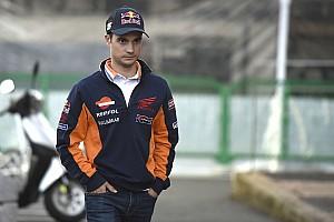Педроса не став тест-пілотом Honda через занадто малий ріст