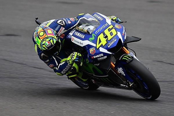 Rossi minta Yamaha tingkatkan performa motor