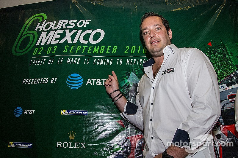 México, listo para el regreso del Mundial de Resistencia