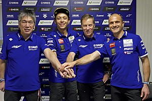 MotoGP Noticias de última hora Yamaha calcula que Rossi no decidirá si continúa hasta Mugello 2018