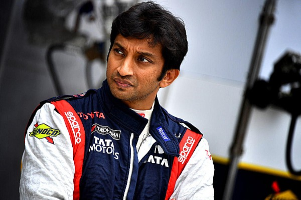 Blancpain Sprint Karthikeyan considers Blancpain with Super Formula future in doubt