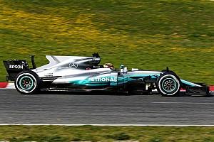 Формула 1 Новость Рекорд трассы в Барселоне пал в первый же день