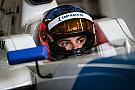 Исаакян финишировал третьим на этапе Формулы V8 3.5 в Монце