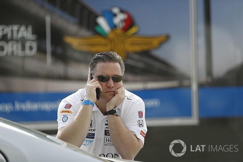 McLaren: IndyCar'a girmeden önce F1'de başarılı olmalıyız