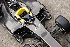 FIA F2 Actualités Le Halo en F2, une décision