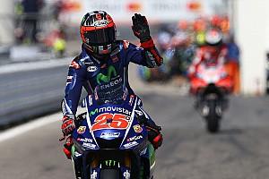 MotoGP Qualifying report MotoGP San Marino: Vinales start terdepan, Marquez terjatuh
