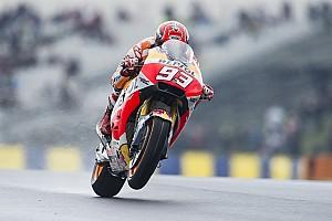 """MotoGP Noticias de última hora Márquez: """"Soy humano y necesito dar vueltas para tener ritmo"""""""