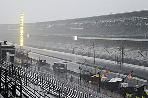 IndyCar News Schlechtwetter: Qualifying zum Indy 500 2017 wird verschoben