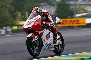 Moto3 速報ニュース 【Moto3】鳥羽海渡「決勝では最低限でも入賞を目指す」/ル・マン予選