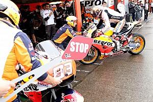 MotoGP Top List GALERI: Aksi pembalap MotoGP Jepang pada Sabtu