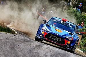 WRC Noticias de última hora Hyundai baja del coche a Sordo para el Rally de Australia