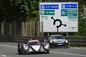 Le Mans Galería Galería: los coches ya ruedan en Le Mans