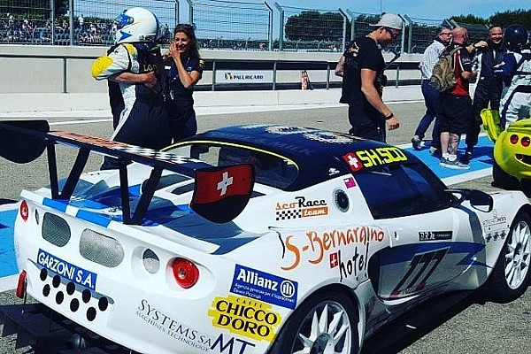 GT Ultime notizie Lotus Cup Europe: tripletta di Sharon Scolari al Paul Ricard!