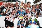 Moto2 Alex Márquez logra una aplastante victoria en casa