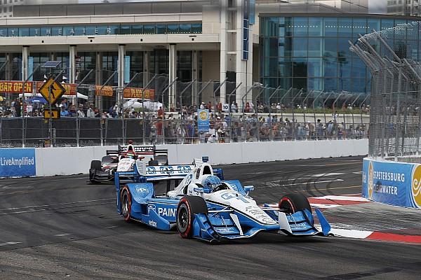 IndyCar Une deuxième place satisfaisante pour Simon Pagenaud